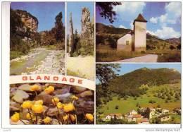 GLANDAGE -    5 Vues  -   N°  D 97630 - France