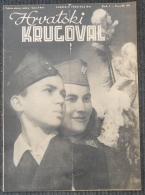 HRVATSKI KRUGOVAL, NDH BROJ 27-28  1941 - Other