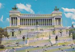 Italy Roma Rome Piazza Venezia Altare della Patria