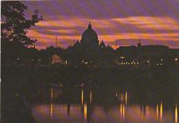 Italy Roma Rome San Pietro al Tramonto