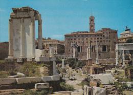 Italy Roma Rome Foro Romano Campidoglio
