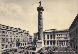 Italy Roma Rome Piazza Colonna
