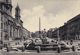 Italy Roma Rome Piazza Navona
