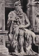 Italy Roma Rome Mose di Michelangelo Chiesa di San Pietro in Vin
