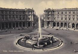 Italy Roma Rome Piazza Dell'Esedra