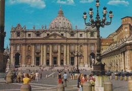 Italy Roma Rome Basilica di San Pietro