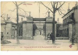 TOUT PARIS - Maison De Retraite De La Rochefoucauld - Arrondissement: 14