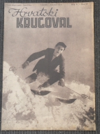 HRVATSKI KRUGOVAL, NDH BROJ  9 1942 - Other
