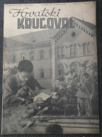 HRVATSKI KRUGOVAL, NDH BROJ  4 1942 - Other