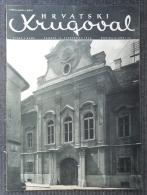HRVATSKI KRUGOVAL, NDH BROJ  46 1942 - Other