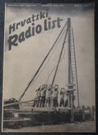 HRVATSKI RADIO LIST, NDH BROJ 13 1941 - Other