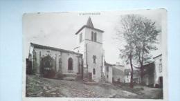 ST BONNET LE CHASTELL EGLISE337 I - Autres Communes
