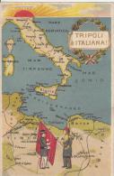 Tripoli è Italiana! - Carte Geografiche