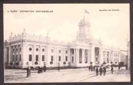 BE410) Ghent / Gent - Exposition Universelle 1913 - Pavilion Du Canada / Canadian Pavilion - Gent
