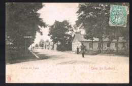 Camp Du Ruchard . - Regimenten
