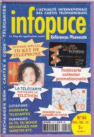 INFOPUCE   44   °   Nov-Déc 2002   °°°   T  B  E - Télécartes