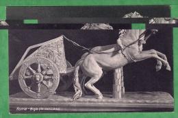 MUSEO VATICANO - BIGA - Sculptures