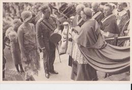 JOYEUSE ENTREE A MONS 1928 DUC ET DUCHESSE DE BRABANT STE WAUDRU - Inaugurations