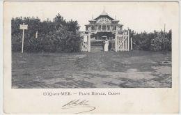 19594g CASINO - PLACE ROYALE - Coq-sur-Mer - 1908 - De Haan