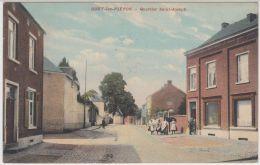 19613g QUARTIER SAINT-JOSEPH - Gouy-lez-Piéton - 1910 - Courcelles