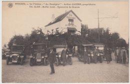 """19627g VOITURES - Le Plateau """"Au Rossignol"""" - Arthur JACOBS, Propiétaire - Spécialité De Gueuse - Stockel - St-Pieters-Woluwe - Woluwe-St-Pierre"""