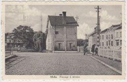 19651g PASSAGE à NIVEAU - Moha - Wanze