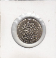 1 POUND 1983 - 1971-… : Monnaies Décimales