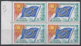 France Service N°33 ** LUXE Bloc X4 - Dienstpost