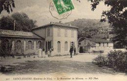SAINT ISIDORE = RESTAURANT DU MIMOSA - Non Classificati