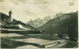 11- 3620 - Savoie  - PESEY  Et Les GLACIERS -     1909 - France