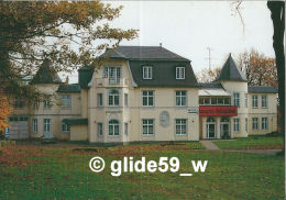 HAUSET (Raeren) - Möbel Pennartz (Carte Postale Publicitaire Pliable) - Raeren