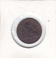 2 CENTIMES Cuivre Léopold II 1875 FR - 1865-1909: Leopold II