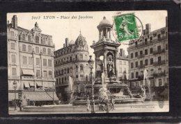 43489    Francia,    Lyon  -  Place  Des  Jacobins,  VG  1914 - Lyon