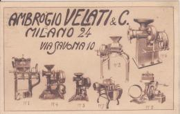 Ambrogio Velati.Milano - Advertising