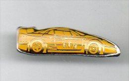 PINS PIN'S AUTO FERRARI  AUTOMOBILE 25 MMS   EPOXY F40 - Ferrari