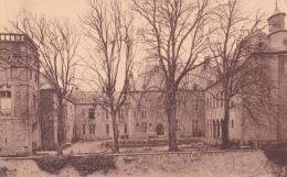 ECAUSSINNES - LALAING : Le Château-fort - Cours D'honneur - Ecaussinnes