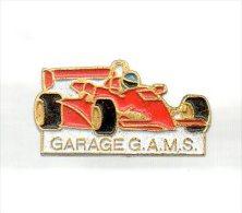 PINS PIN'S AUTO FERRARI CHEVAL CABRE AUTOMOBILE 2,5 CMS FORMULE 1 F1 GARAGE GAMS  METAL - Ferrari