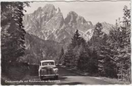 Gesäusestraße: AUSTIN A40 DEVON - 1956 - (mit Reichenstein U. Sparefeld) - Austria - Speelgoed & Spelen