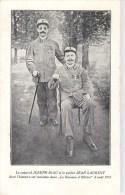 CAPORAL JOSEPH RIAU ET JEAN LAURENT MILITAIRE AVEUGLES LA FAMILLE DU RAMEAU D'OLIVIER HOPITAL SUISSE GUERRE 1914 - Guerre 1914-18