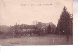 LA CHALADE Lachalade Ancienne Abbaye Secteur Verdun Varennes Clermont - Sonstige Gemeinden