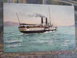 "Lac Léman Le ""Winkelried"" - Ferries"