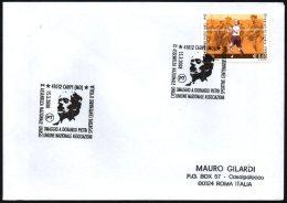 ATHLETICS / OLYMPIC GAMES - ITALIA CARPI 2008 - ASSEMBLEA UNIONE NAZIONALE ASSOCIAZIONI CENTENARIE - DORANDO PIETRI