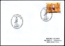 ATHLETICS / OLYMPIC GAMES LONDON 1908 - ITALIA CARPI 2008 - INAUGURAZIONE MONUMENTO DORANDO PIETRI