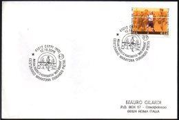 OLYMPIC GAMES 1908 / ATHLETICS - ITALIA CARPI 2008 - CENTENARIO MARATONA DORANDO PIETRI - MOSTRA FILATELICO/NUMISMATICA - Summer 1908: London