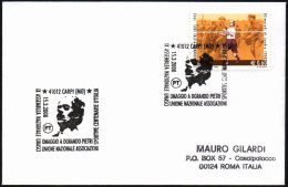 ATHLETICS / OLYMPIC GAMES - ITALIA CARPI 2008 - ASSEMBLEA UNIONE NAZIONALE ASSOCIAZIONI CENTENARIE - DORANDO PIETRI - Summer 1908: London