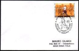 ATHLETICS / OLYMPIC GAMES - ITALIA CORREGGIO 2008 - ASSEMBLEA ANNUALE UICOS - MOSTRA DORANDO PIETRI