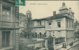 42 ROANNE / Lycée De Garçons / - Roanne