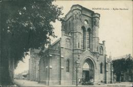 42 ROANNE / Eglise Sainte Anne / - Roanne