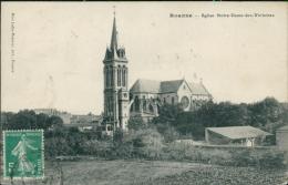 42 ROANNE / Eglise Notre Dame Des Victoires / - Roanne