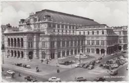 Wien: FORD P1 & TURNIER, OPEL KAPITÄN, PEUGEOT 403, CITROËN 2CV & BACHÉE, USA CARS  -  Staatsoper - Austria - Speelgoed & Spelen